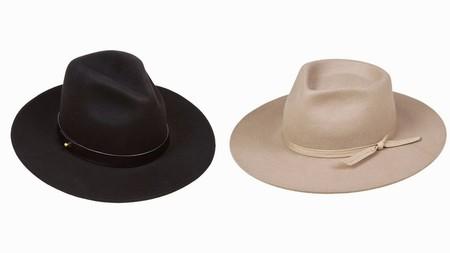 Pelayo Diaz Le Suma Un Toque Boho A La Fashion Week Con Un Accesorio Infalible El Sombrero De Ala Ancha