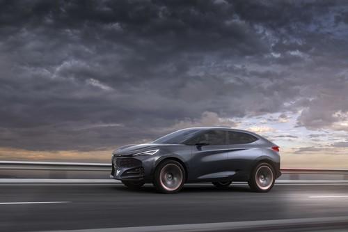 El CUPRA Tavascan Concept y sus 306 hp abren paso al destino eléctrico de la marca