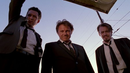 Reservoir Dogs Maletero