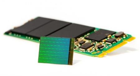 Intel y Micron están más cerca de ofrecer SSDs M.2 de 10TB con 3D-NAND