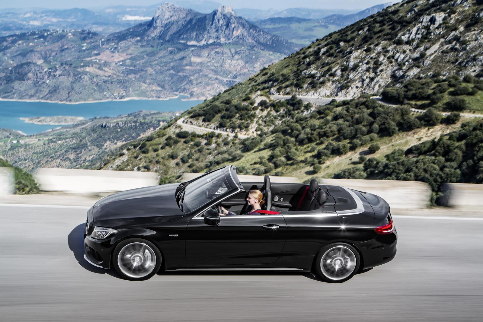 Foto de Mercedes-Benz Clase C y C 43 AMG Cabrio (16/28)