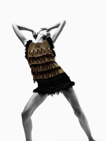 Gaspard Yurkievich. Nueva reinterpretación del Little Black Dress para Swarovski