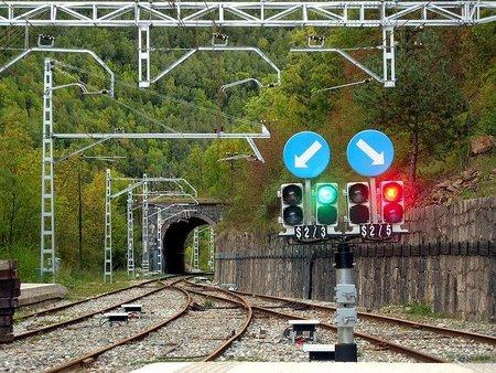Iban a Milán en tren, pero llegaron a Zurich