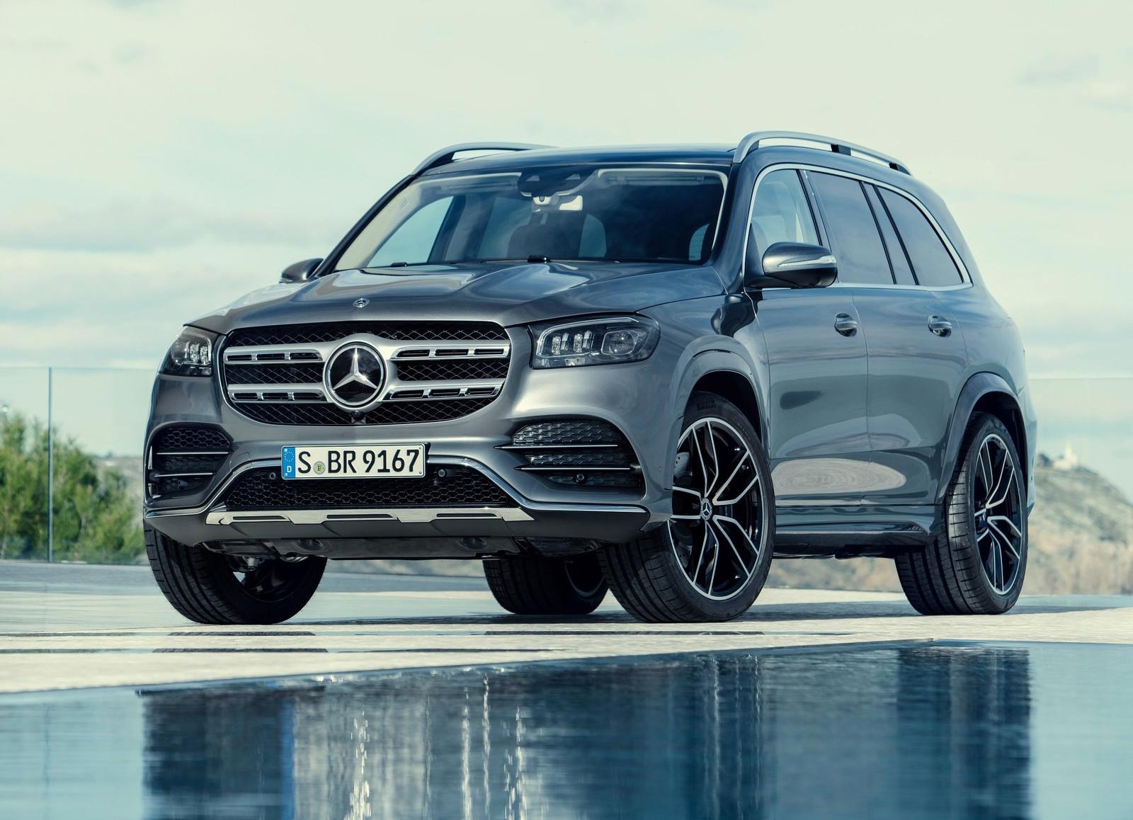 Foto de Mercedes-Benz GLS (1/22)