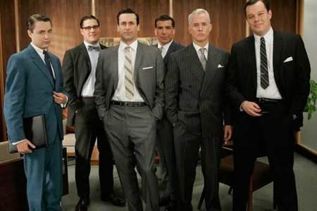 La tercera temporada de 'Mad Men' no se estrenará hasta agosto