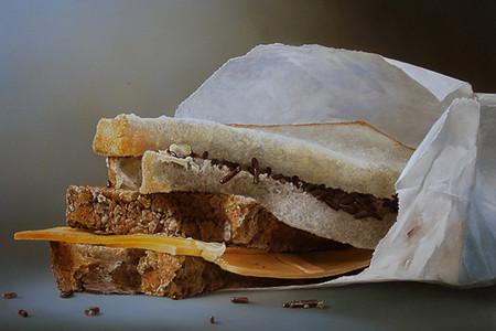 Tjalf Sparnaay, ¿pinta o fotografía alimentos?