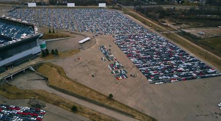Recomprados, almacenados, y ahora robados en Michigan decenas de Audi y Volkswagen del Dieselgate