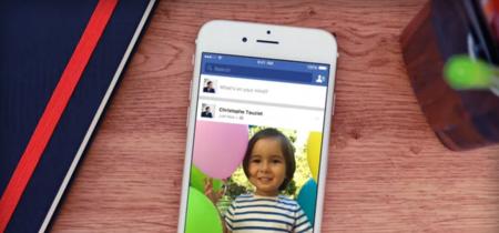 Desde ahora será posible subir 'Live Photos' a Facebook desde el iPhone
