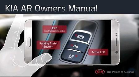 Kia desarrolla junto a Google Cloud un manual de usuario digital para el coche a base de realidad virtual
