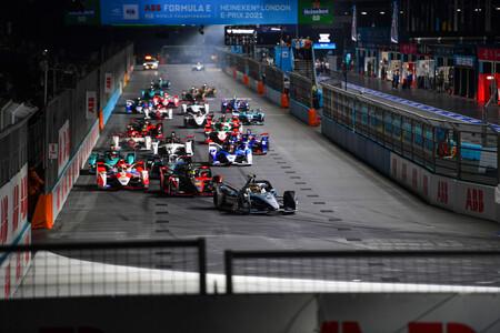 Formula E Londres 2021