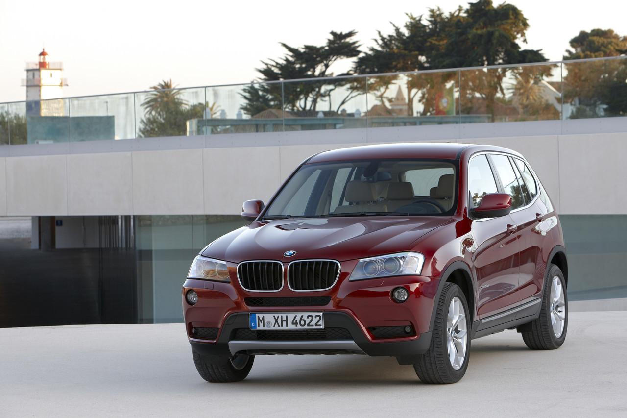 Foto de BMW X3 2011 (17/128)