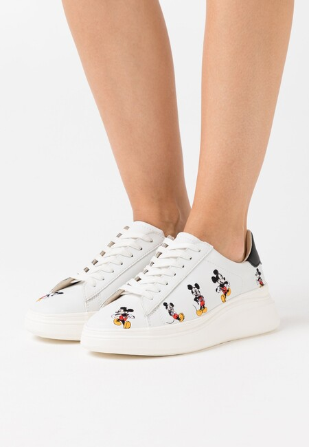Mickey Mouse Sneakers 02