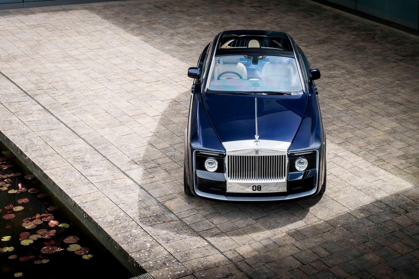 Foto de Rolls-Royce Sweptail (5/6)