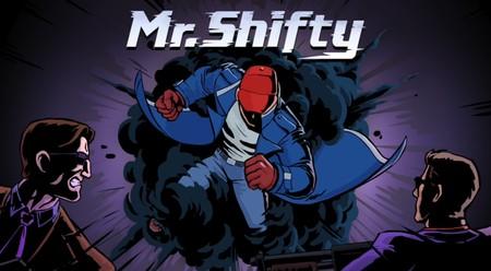 Los 15 primeros minutos de Mr. Shifty, el nuevo acción para Nintendo Switch, en un frenético gameplay