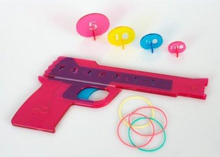 Peace Gun Rosa