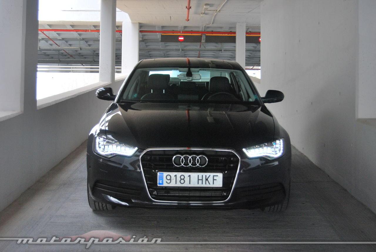 Foto de Audi A6 hybrid (prueba) (28/120)