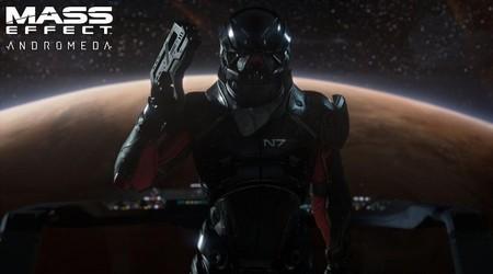 Así es la Tempest, la nueva nave con la que viajaremos por el espacio en Mass Effect: Andromeda