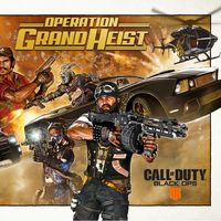 CoD: Black Ops 4 suma mañana un auténtico ciclón de contenidos y novedades con Operation Grand Heist