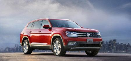 Volkswagen Teramont: Precios, versiones y equipamiento en México