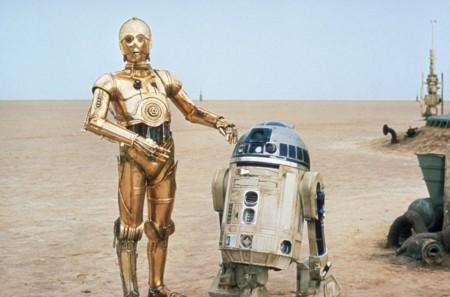 C3PO y R2D2