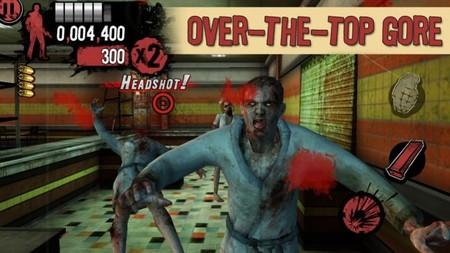 ¿Quieres zombis en iOS? Tienes 'House of the Dead: Overkill - The Lost Reels' (actualizado)