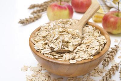 Alimentos que sacian y ayudan a controlar el peso (y V): avena