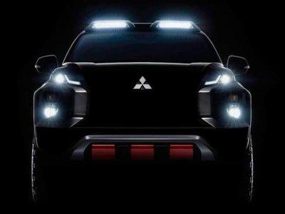 Mitsubishi podría presentar al rival de la Ranger Raptor en el Auto Show de Bangkok