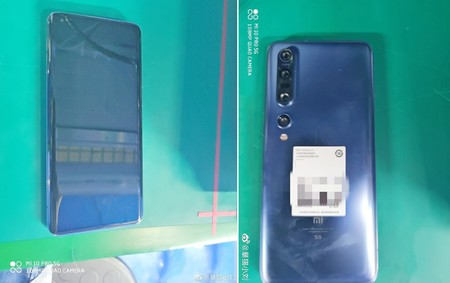 Xiaomi Mi 10 Pro 5g Diseno Pantalla Curva Camara 108 Megapixeles