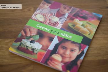 Cocina para niños. Libro de recetas