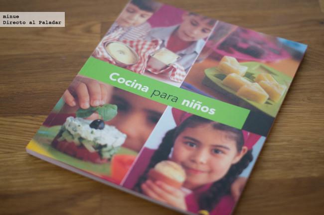 Libro cocinar con niños - 1