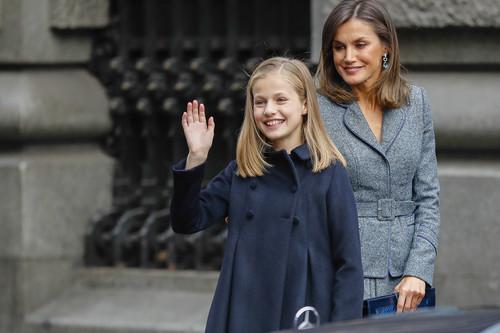 Leonor de Borbón cumple 13 años: así es el estilo impoluto de la princesa adolescente