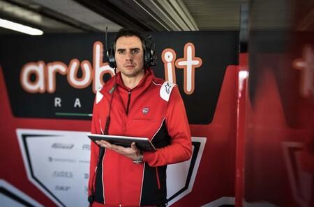 Zambenedetti Ducati Supersport
