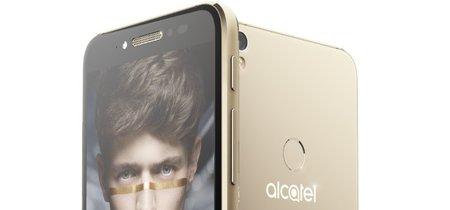 Alcatel Shine Lite llega a México: cuerpo de metal y cristal, sensor de huellas y hardware de gama media-baja