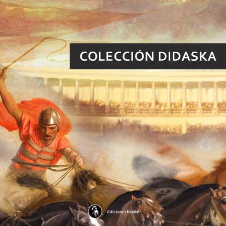 Fernando Lillo nos adentra en carreras del circo romano en 'Hijos de Ben-Hur'