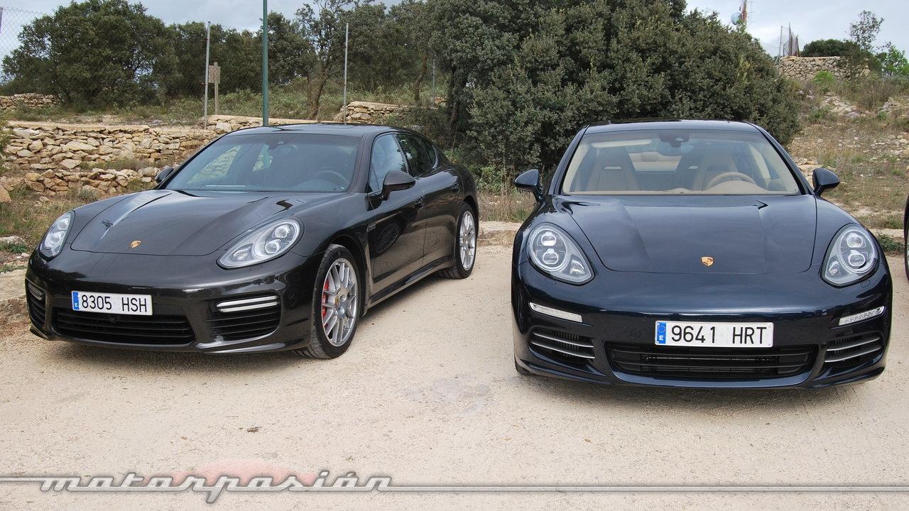 Foto de Porsche Panamera 2014 (presentación) (11/38)