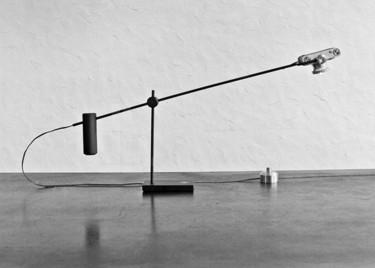 Recicladecoración: cámaras vintage convertidas en lámparas