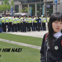 Corea, selectividad infernal