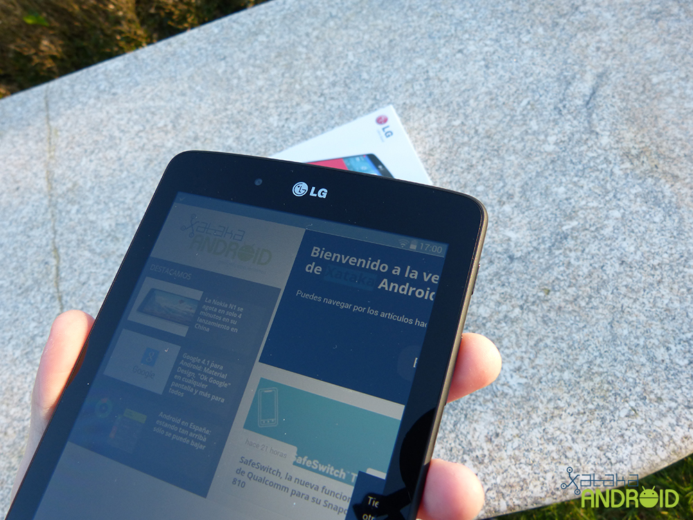 Foto de LG G Pad 7.0, diseño (14/17)
