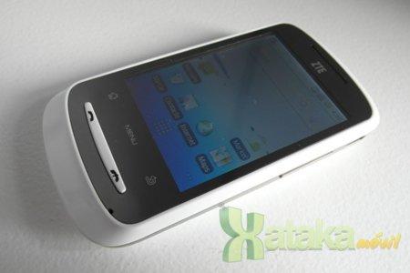 ZTE Link, un móvil Android de bajo coste que se suma al catálogo de Yoigo