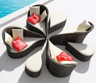 Fiore Collection, versatilidad y diseño para tu terraza