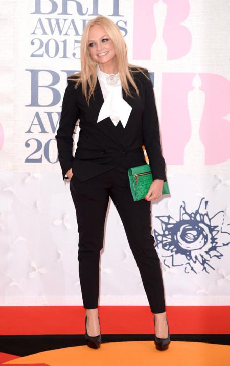 Emma Bunton Brit Awards 2015