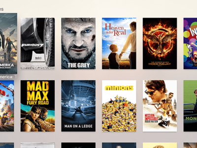 Infuse 4 para Apple TV, uno de los mejores reproductores multimedia
