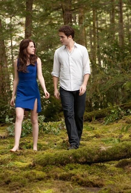 Robert y Kristen, lo de caminar juntos en la misma dirección como que ya no, ¿no?