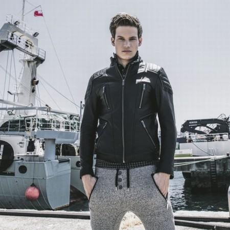 Do Rego and Novoa reinterpreta el punk inglés en su colección de invierno