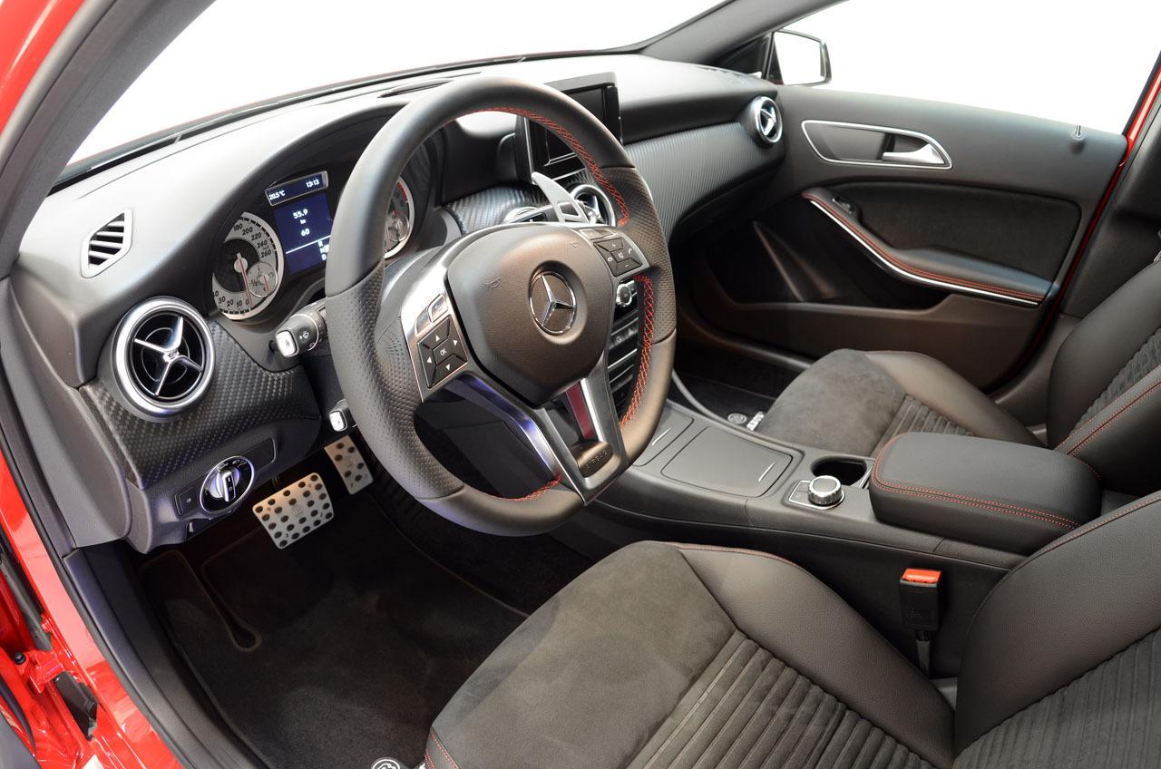 Foto de Brabus Mercedes-Benz Clase A (16/19)