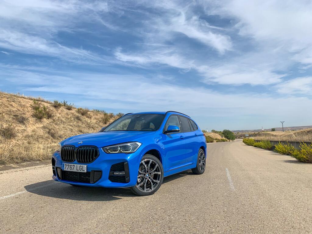 Probamos el BMW X1 xDrive25e: un coche híbrido enchufable de 220 CV con 57 kilómetros de autonomía eléctrica