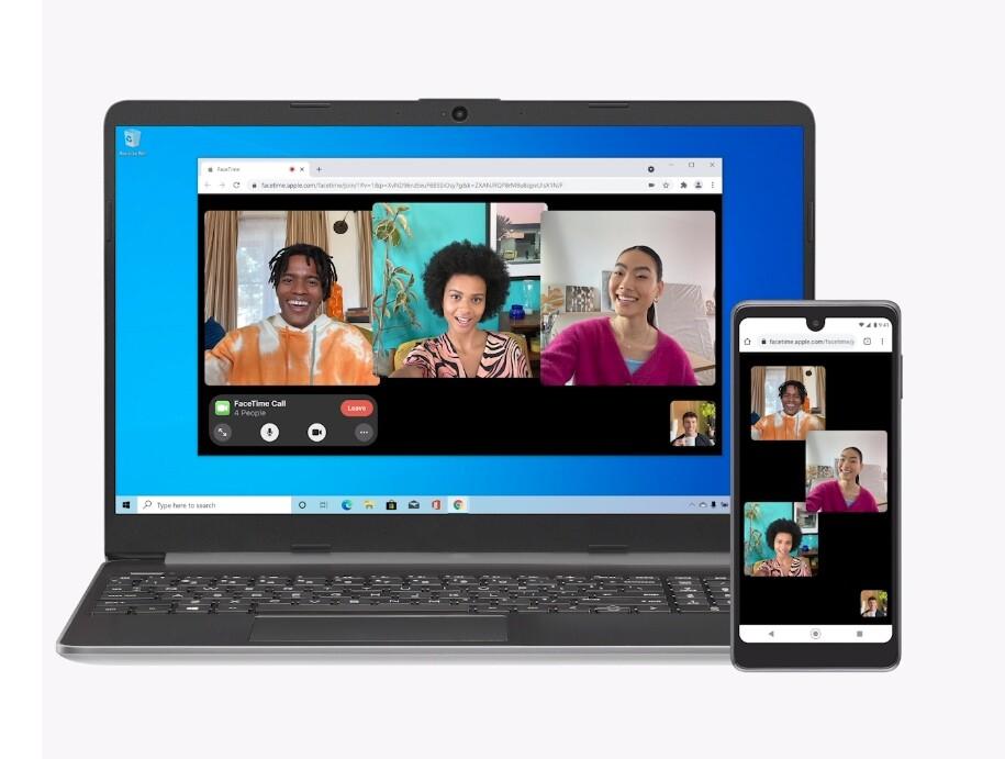 FaceTime se podrá utilizar en Android y Windows: Apple mejora su app de videollamadas ampliando la compatibilidad