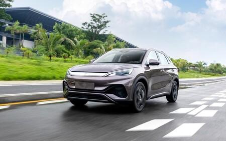 El BYD Yuan Plus apunta a ser el segundo SUV eléctrico de la marca en llegar a Europa, con baterías LFP y hasta 510 km de autonomía
