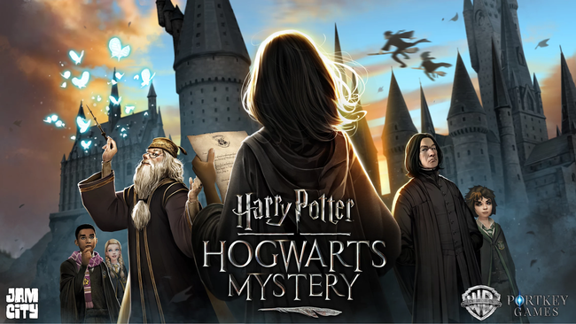 Harry Potter: Hogwarts Mystery ya está disponible para descargar en los dispositivos iOS y Android