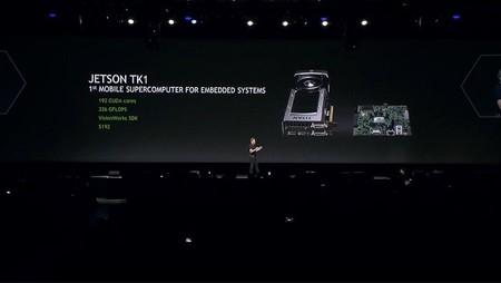NVIDIA anuncia Jetson TK1, plataforma de desarrollo para sistemas embebidos